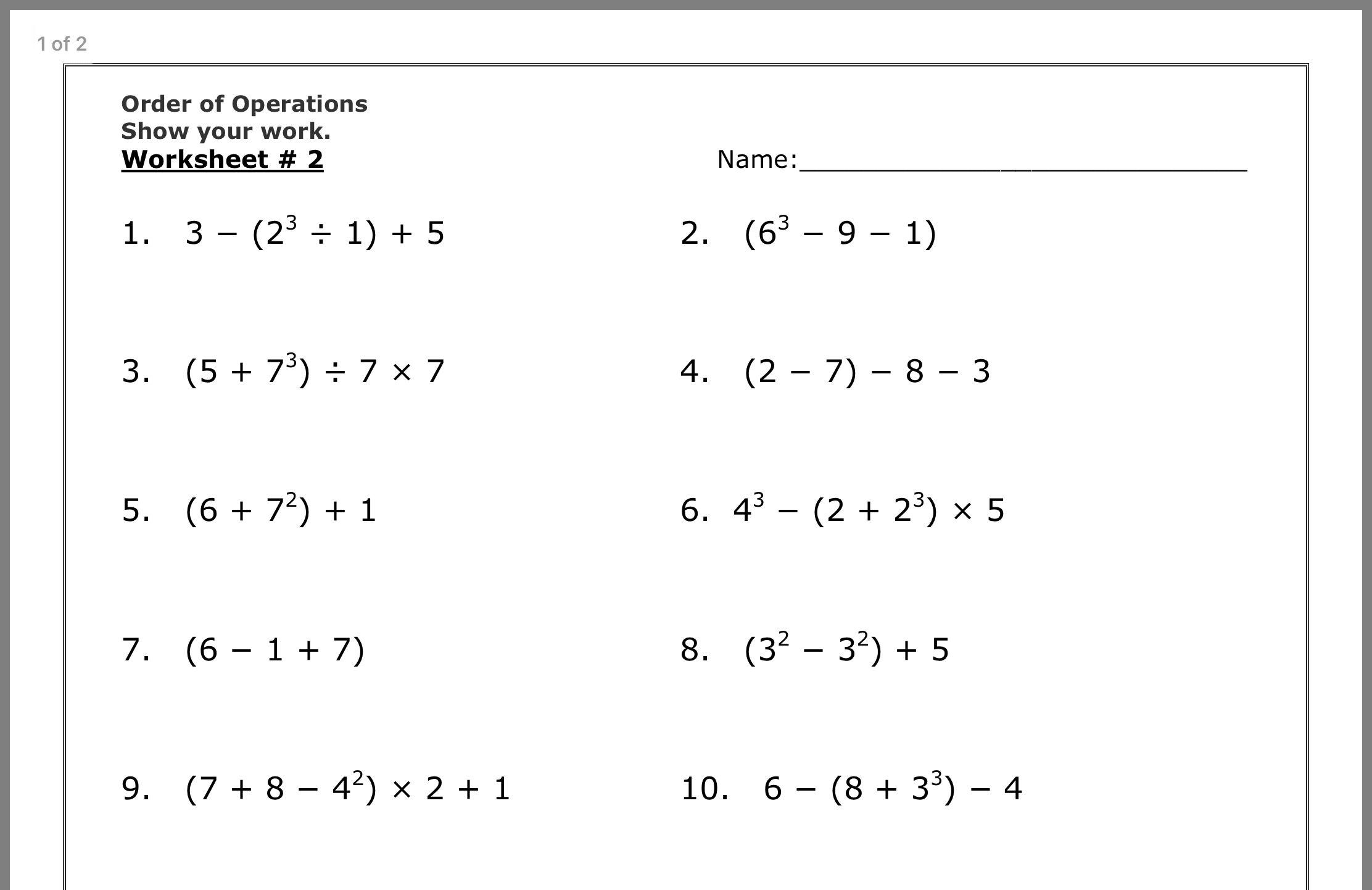 Multiplication Facts Worksheets 0-12