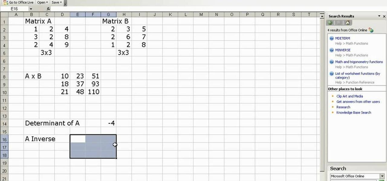 Multiplication Worksheets Excel 7