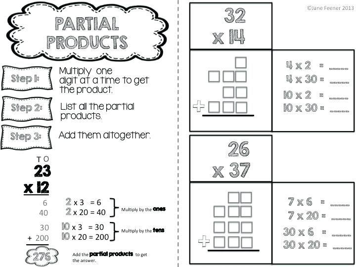Multiplication Worksheets Grade 4 Pdf