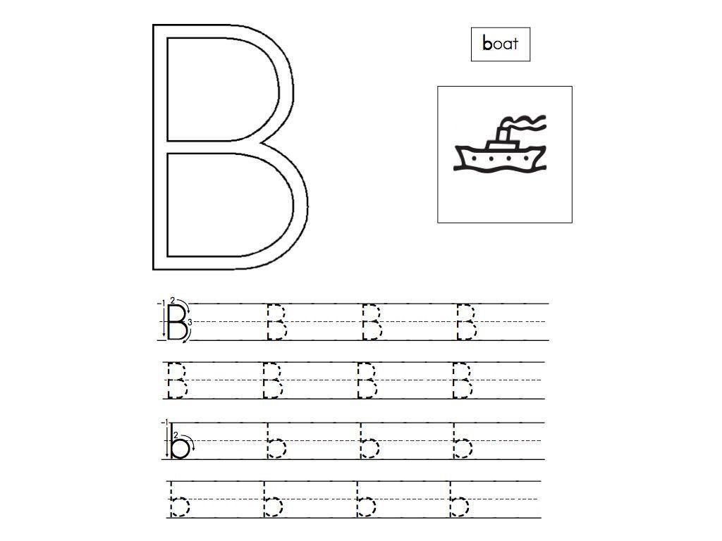 Handwriting Worksheets For Preschool Pdf