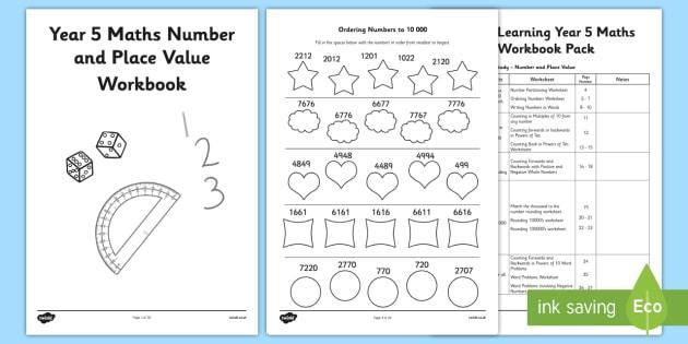 Multiplication Worksheet Grade 5