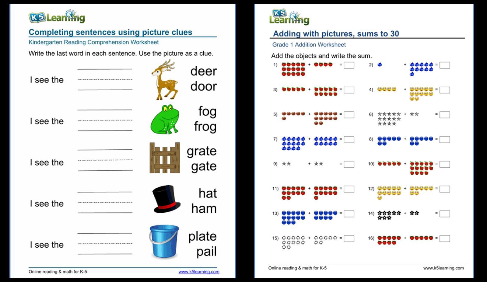 Multiplication Worksheets Free Printable 5th Grade