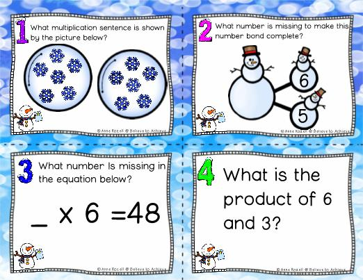 Multiplication Worksheets X6 5