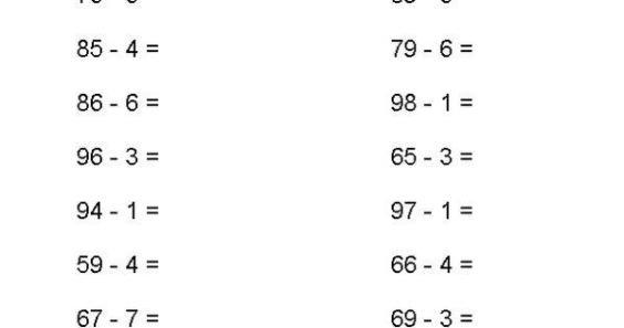 Multiplying Decimals With Zeros Worksheets