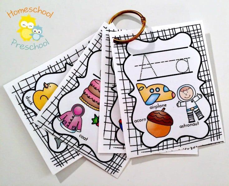 Preschool Worksheets Bundle 9