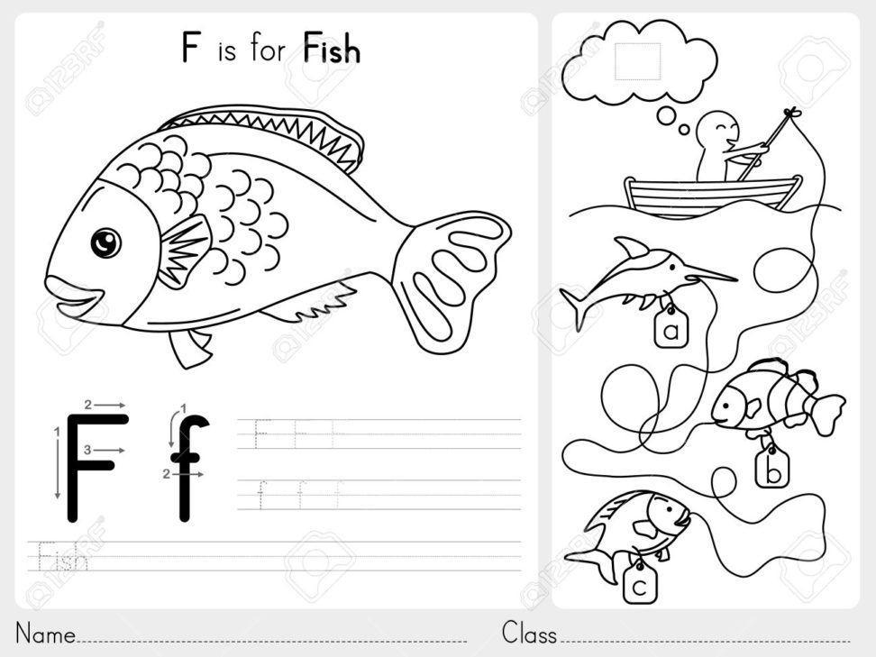 Preschool Worksheets For English
