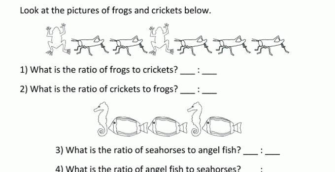 Easy Math Worksheets For 2nd Grade