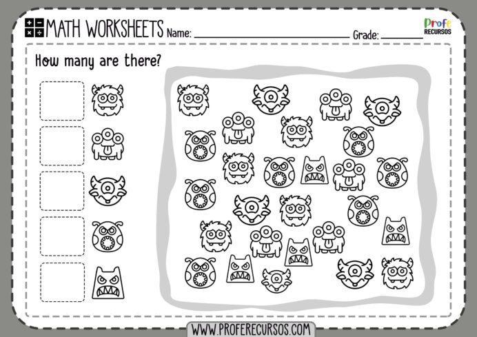 Math Worksheets For Kindergarten Christmas Theme