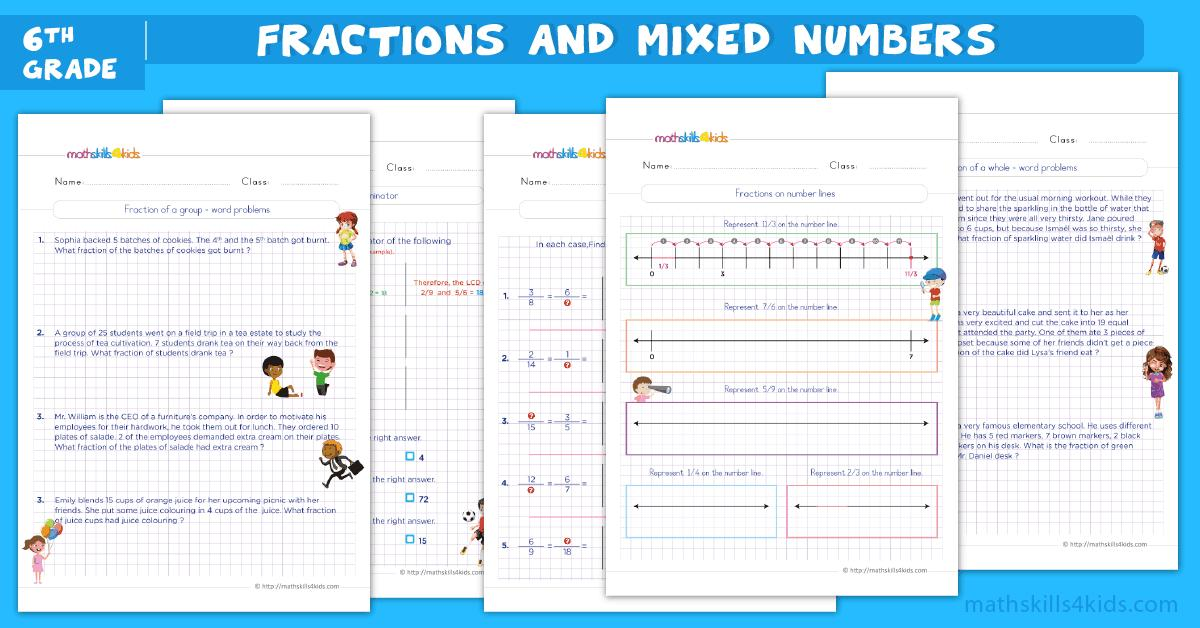Math Worksheets Grade 4 Addition And Subtraction