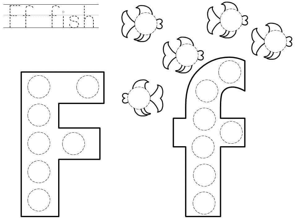 Preschool Worksheets For Letter L