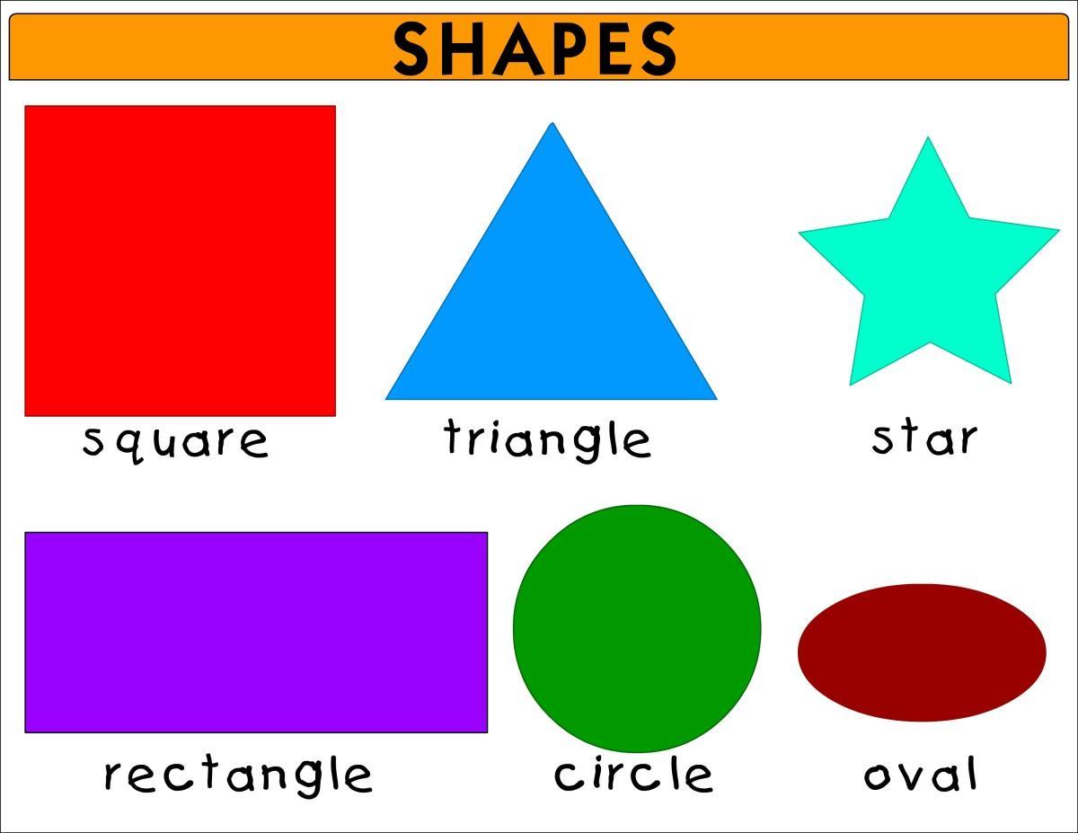 Preschool Worksheets Shapes And Colors 5