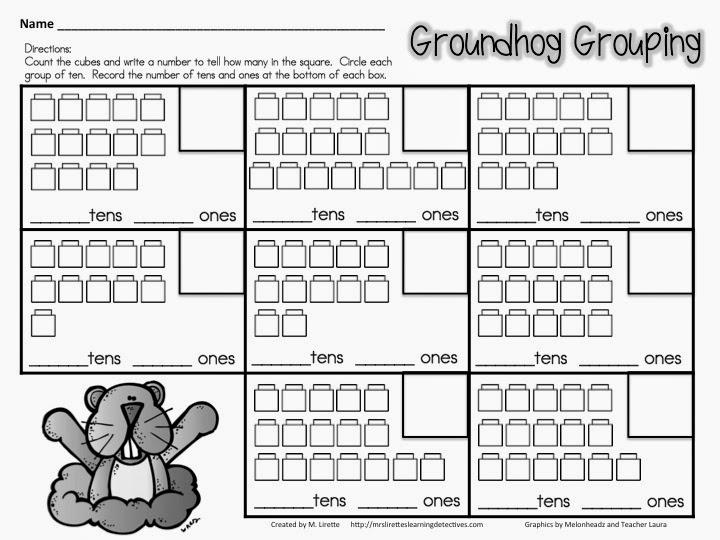 2nd Grade Math Worksheets Tens And Ones