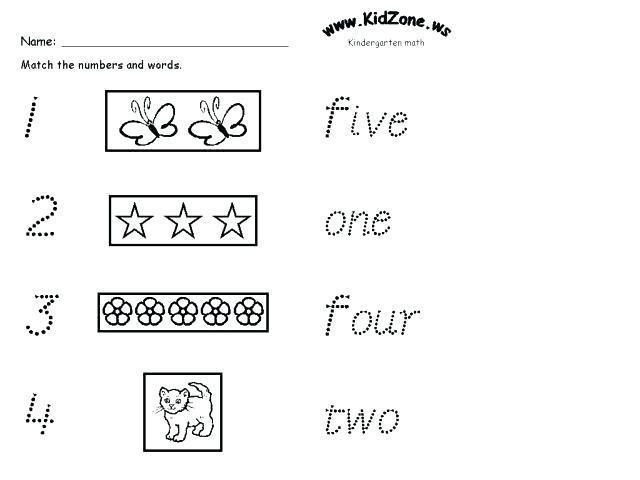 Kidzone Math Worksheets Grade 1