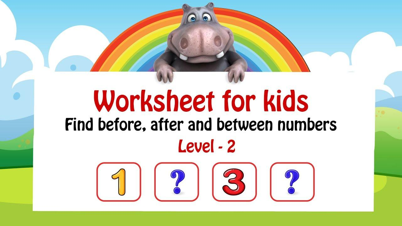 Kumon Math Level 2a Worksheets
