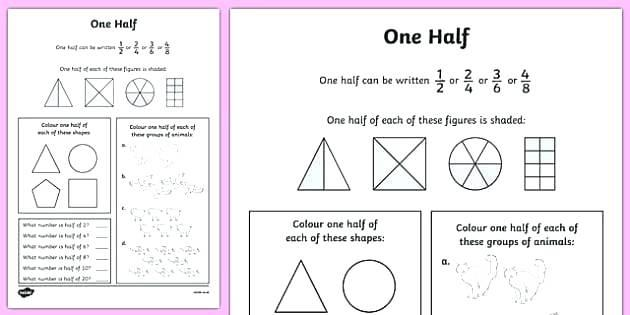 Math Worksheets For Reception