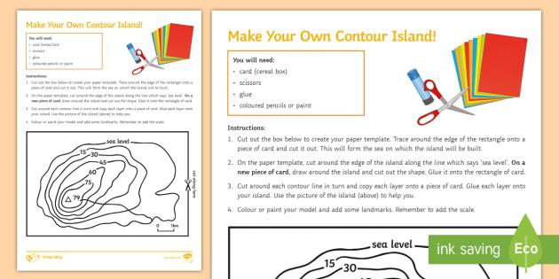 Math Worksheets Island 7