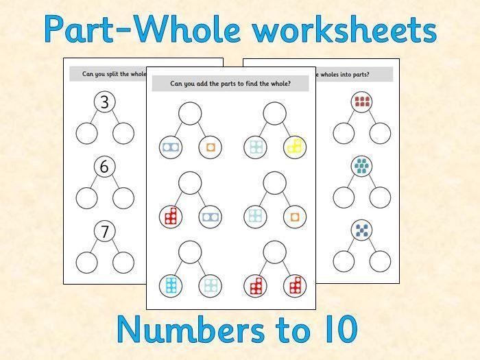 Reception Maths Worksheets Pdf Free