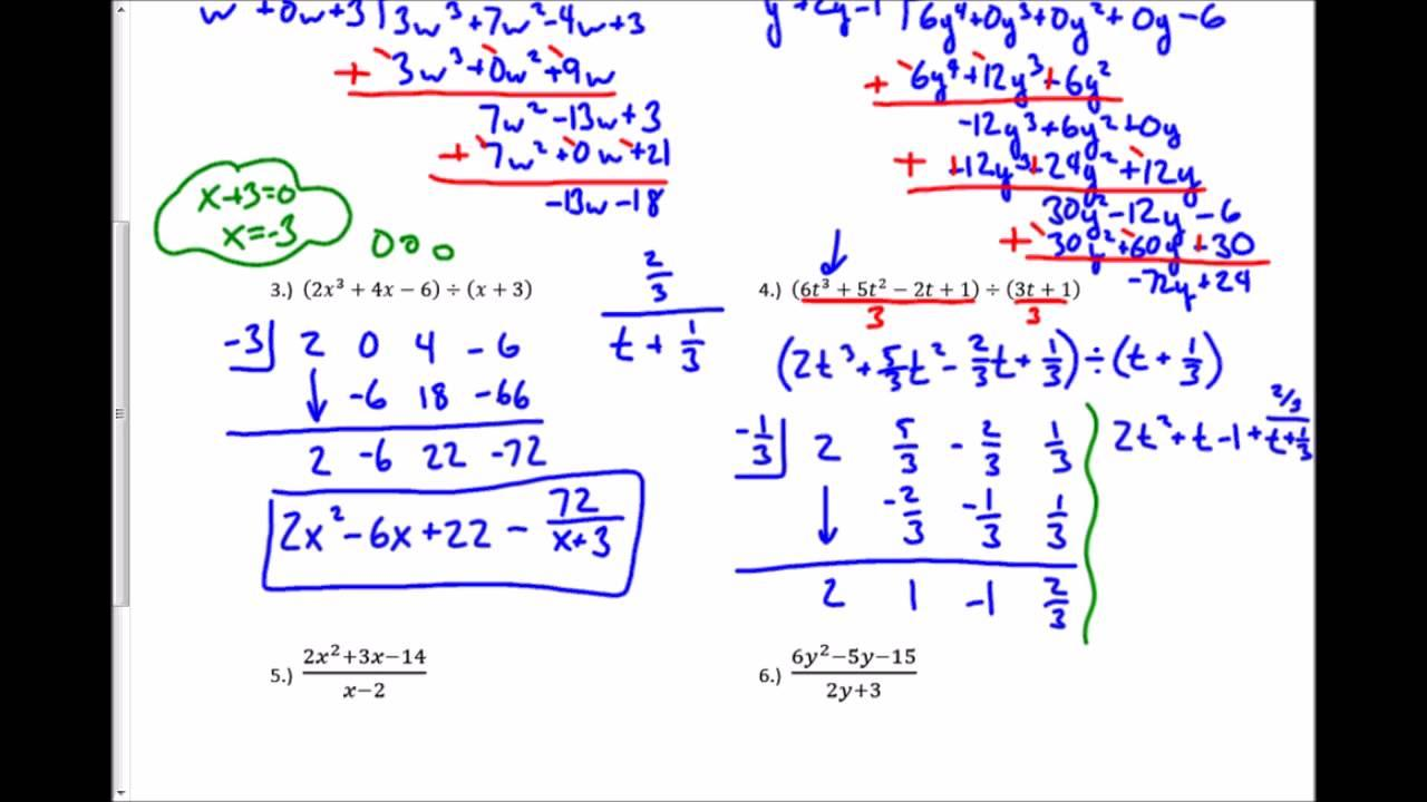 9th Grade Algebra 1 Worksheets With Answers