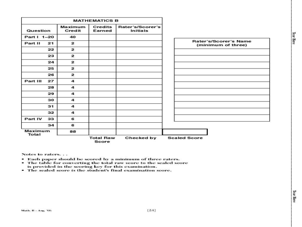 Algebra 1 Regents Practice Worksheets