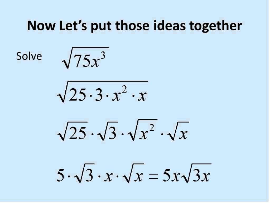 Algebra 2 Variables Worksheets 3
