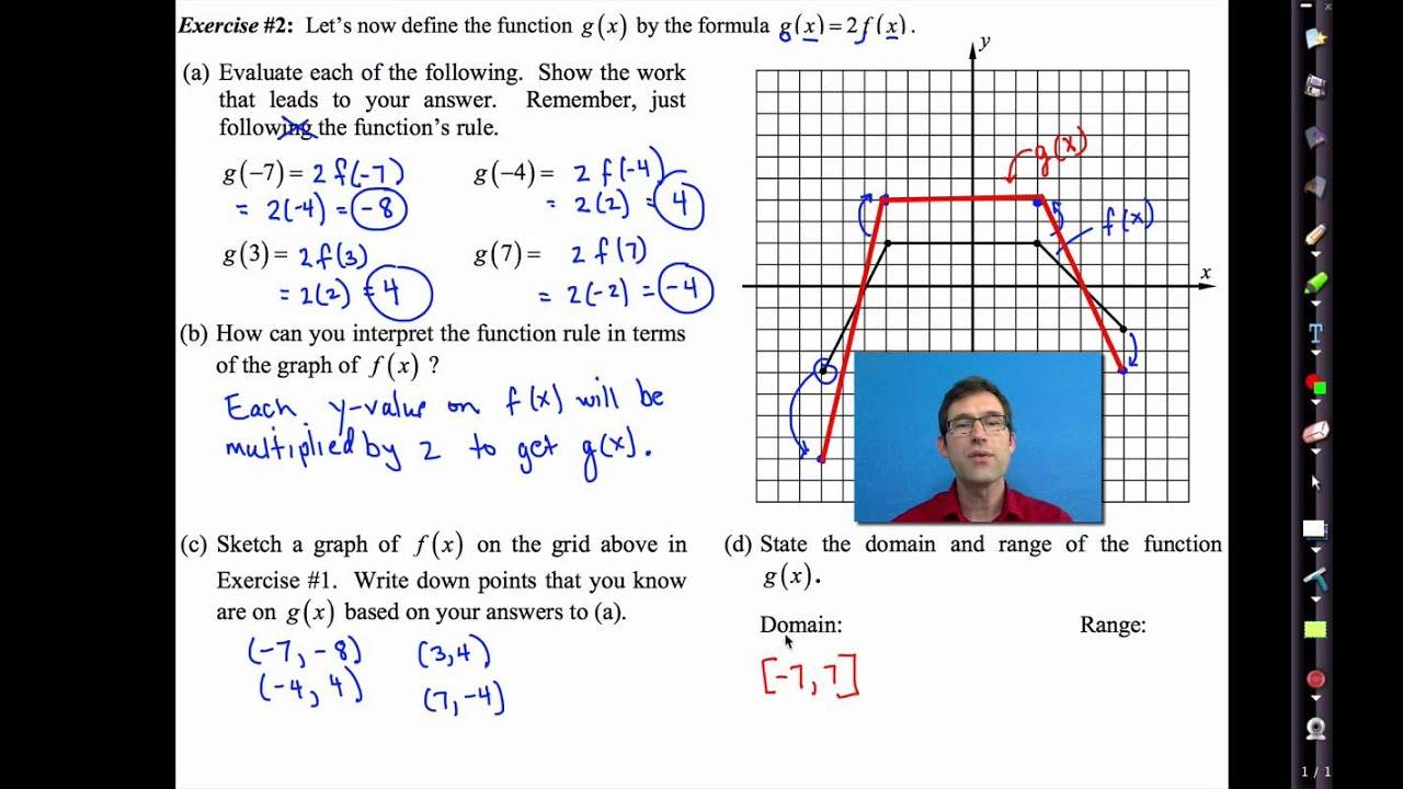 Algebra I Worksheets Pdf