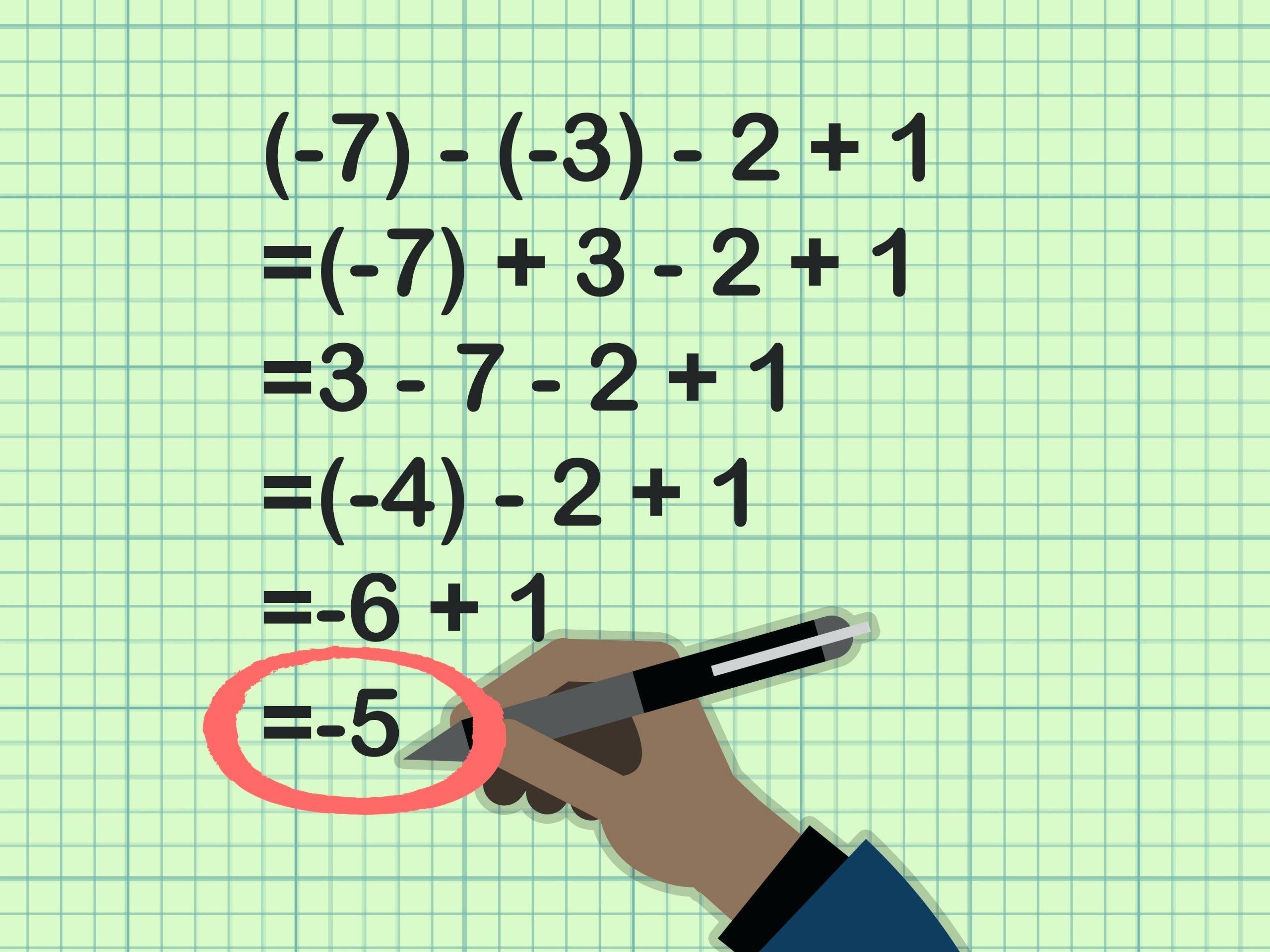 Algebra Worksheets Math Aids 7