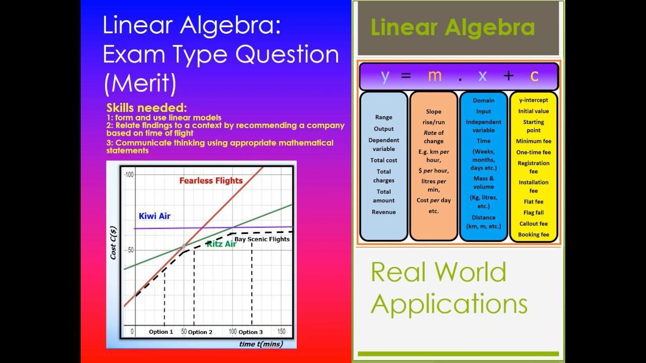 Algebra Worksheets Ncea Level 1 4