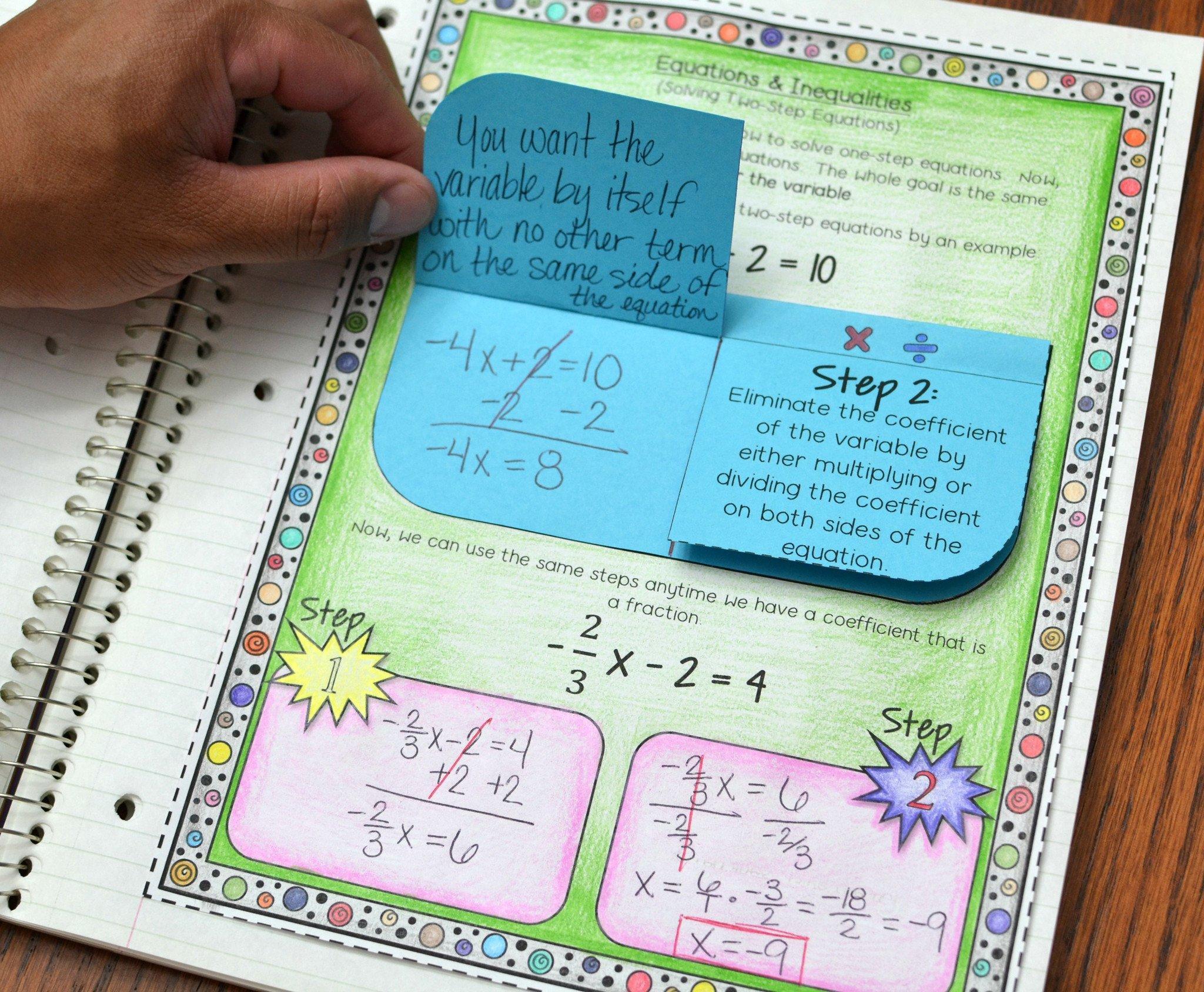 Algebra Worksheets Ncea Level 1