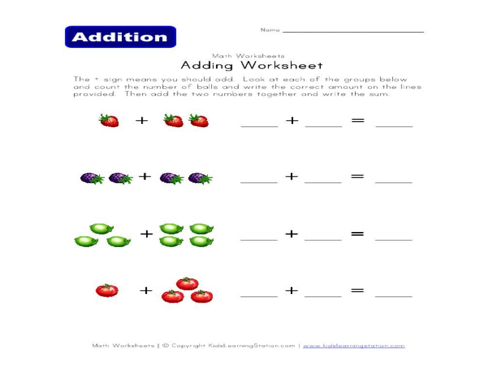 Algebra Worksheets Printable 1