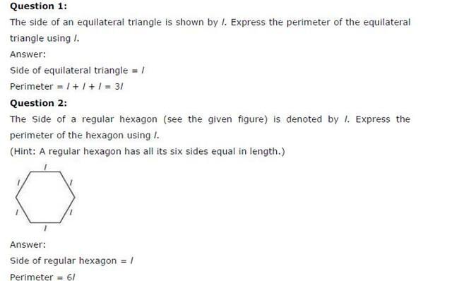 Math Worksheets For Grade 6 Ncert