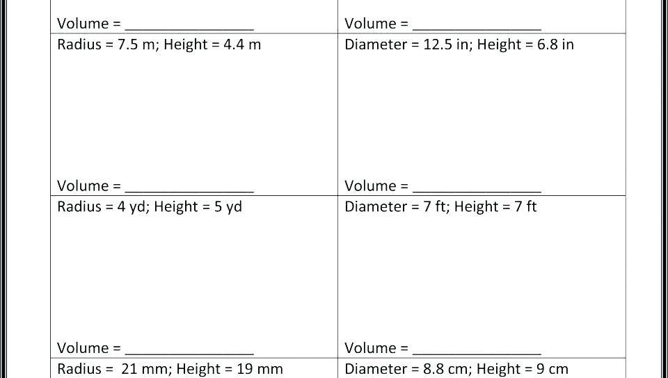 Math Worksheets For Year 7 Ks3