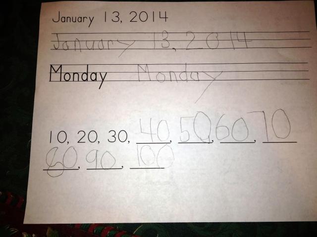 1st Grade Worksheets Homeschool