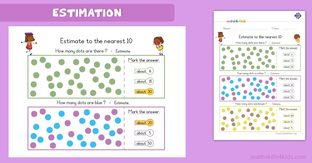 1st Grade Math Worksheets Addition