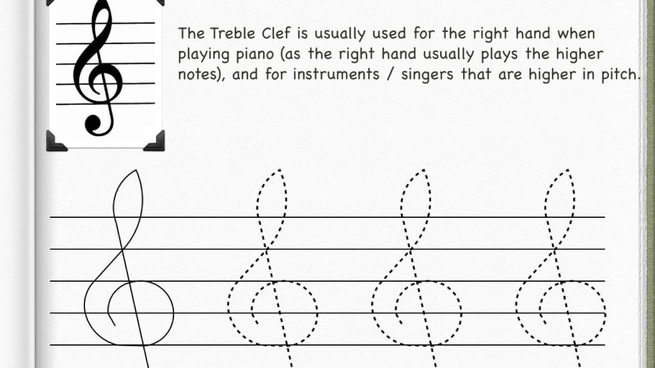 1st Grade Music Worksheets 4