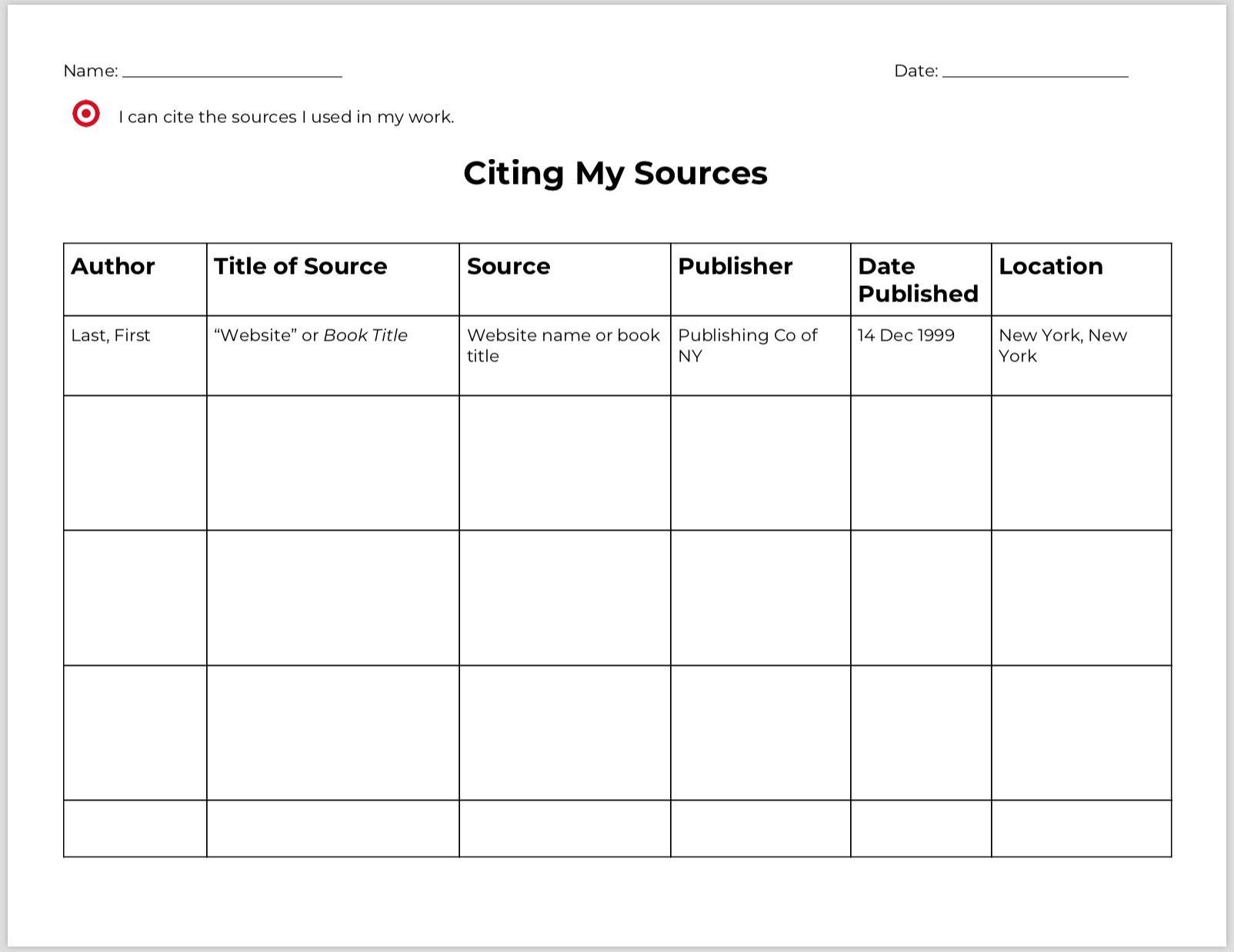 1st Grade Paragraph Writing Worksheets