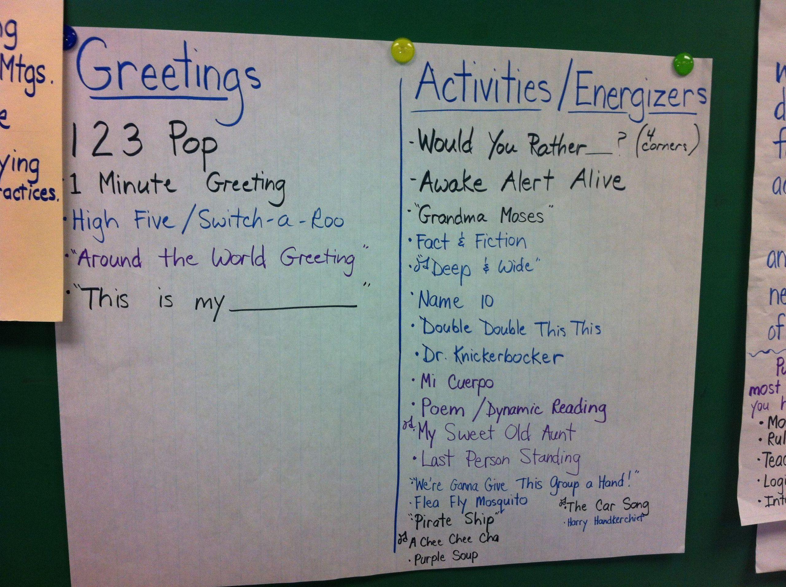 First Grade Icebreaker Worksheets 7