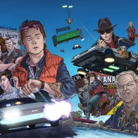 Back to the Future: Untold Tales and Alternate Timelines, vol. 1