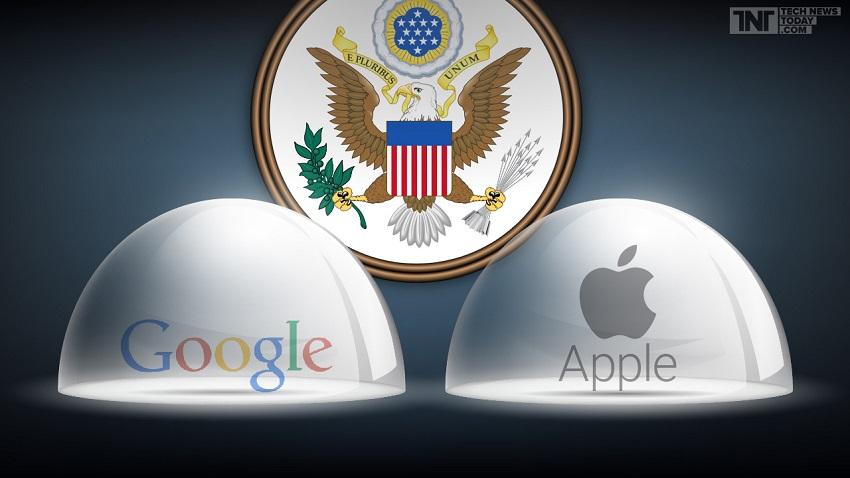 I colossi della tecnologia si uniscono alla causa di Apple contro l'FBI