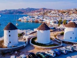 tourist places in Greece