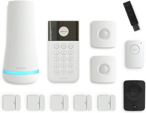 Best Self-monitored Home Security Systems of 2020-No Monthly Fees, Best Smart Locks For Home Security