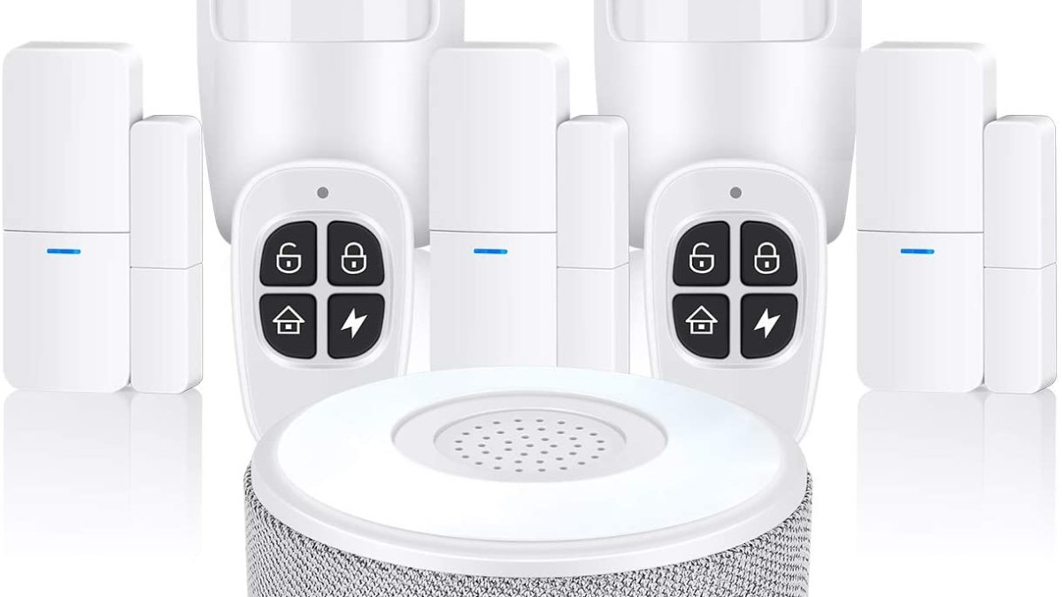Best Self-monitored Home Security Systems of 2020-No Monthly Fees