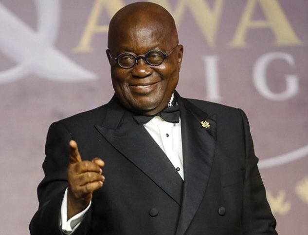'I Swore to Protect Ghanaian People and I'm just doing that' –Akufo-Addo