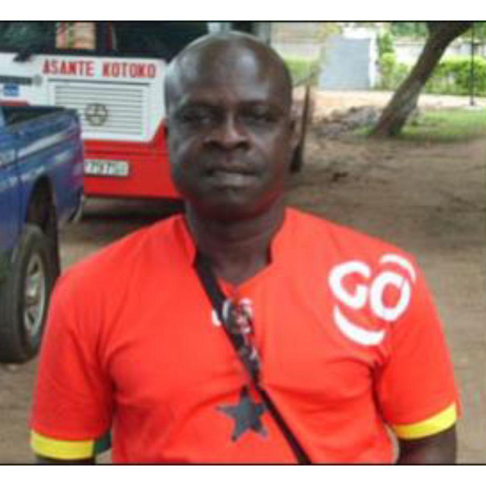 Former Black Stars and Asante Kotoko player Opoku Afriyie dies