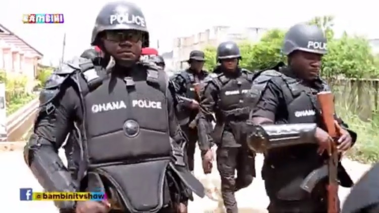 News In: 16 persons arrested at Kasoa for defying lockdown