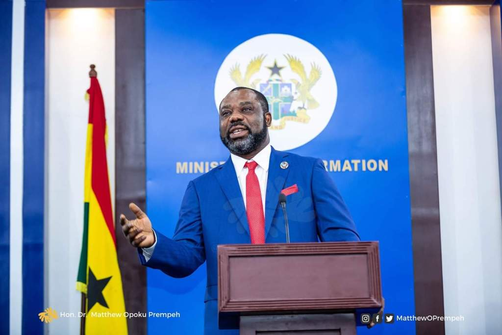 Education Minister, Mathew Opoku Prempeh reveals date schools will reopen
