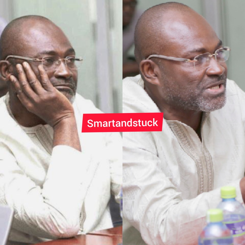 Kennedy Agyapong nearly killed in his house by Armed Robbers (VIDEO)