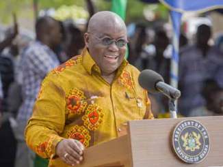 (PHOTO) My single-minded goal is to steer the country out of crisis but not to win 2020 elections - Akufo-Addo