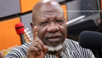 Bernard Allotey Jacobs: A sacrificed lamb borne Out of political ignorance or miscalculations