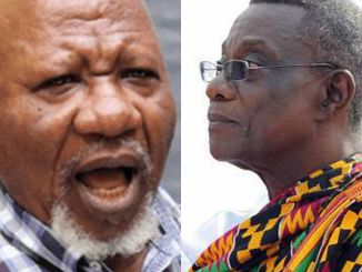 Atta Mills visits Allotey Jacobs in a dream