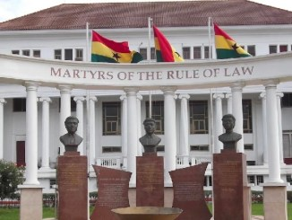 BREAKING NEWS: Supreme Court unanimously dismisses NDC suit against EC
